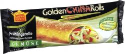 China Gold Golden China Rolls Frühlingsrolle