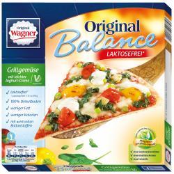 Original Wagner Original Balance Pizza Grillgemüse (340 g) - 4009233003303