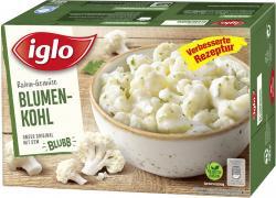 Iglo Rahm-Gemüse Blumenkohl