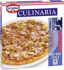 Dr. Oetker Culinaria American Hot Dog Style