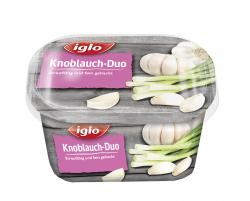 Iglo Knoblauch-Duo