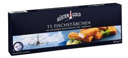 Küstengold Fischstäbchen (450 g) - 4005979003973