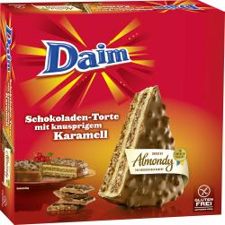 Almondy Daim Inside