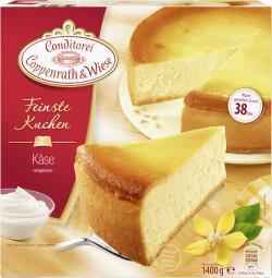 Coppenrath & Wiese Feinste Kuchen Käse (1,40 kg) - 4008577000320