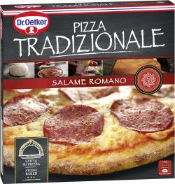 Dr. Oetker Pizza Tradizionale Salame (320 g) - 4001724002772