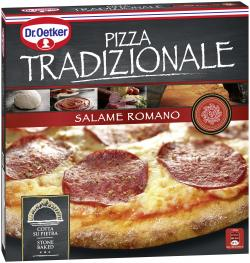 Dr. Oetker Pizza Tradizionale Salame