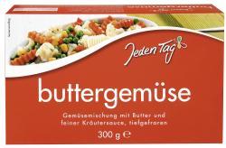 Jeden Tag Buttergemüse