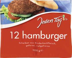 Jeden Tag Hamburger