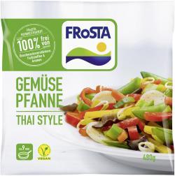 Frosta Gemüse Pfanne Thai