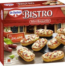 Dr. Oetker Bistro Mini Baguette Salami (240 g) - 4001724004776