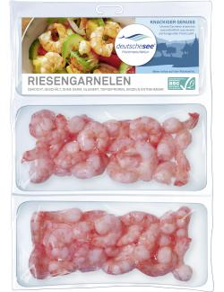 Deutsche See Riesengarnelen