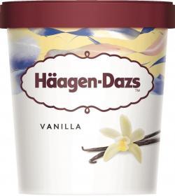 Häagen-Dazs Eiscreme Vanilla