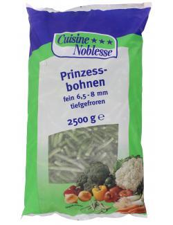 Cuisine Noblesse Prinzessbohnen (2,50 kg) - 4306283120319
