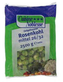 Cuisine Noblesse Rosenkohl mittel (2,50 kg) - 4306283120180