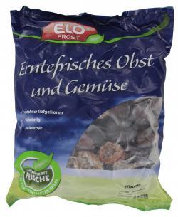 Elo Frost Erntefrisches Obst und Gemüse Pflaumen (2,50 kg) - 4009042244652
