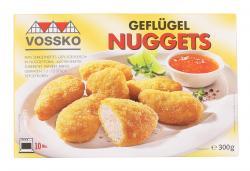 Vossko Geflügel Nuggets
