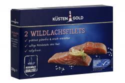 Küstengold Wildlachs-Filet (250 g) - 4250426206036
