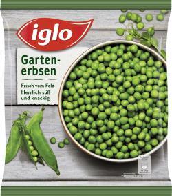 Iglo Gartenerbsen (800 g) - 4250241203456
