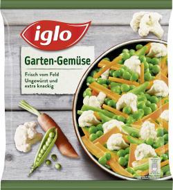 Iglo Garten-Gemüse