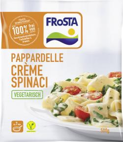 Frosta Pappardelle Crème Spinaci