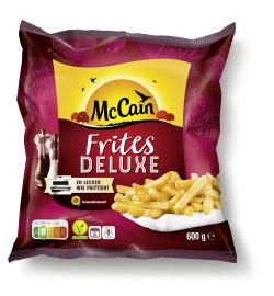McCain Frites deluxe