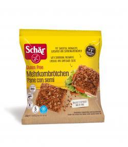Schär Mehrkornbrötchen glutenfrei (250 g) - 8008698007105