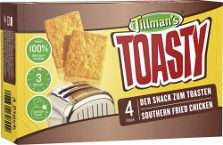 Tillman's Toasty Southern Fried Chicken (4 x 70 g) - 4043362628242