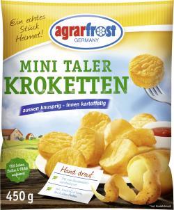 Agrarfrost Mini Taler Kroketten (450 g) - 4003880134687