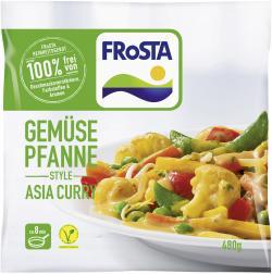 Frosta Gemüse Pfanne Asia Curry