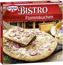 Dr. Oetker Bistro Flammkuchen vegetarisch Ziegenkäse