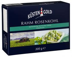 Küstengold Rahm Rosenkohl (300 g) - 4250426211658