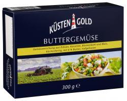 Küstengold Buttergemüse