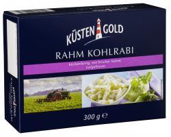 Küstengold Rahm Kohlrabi (300 g) - 4250426211634