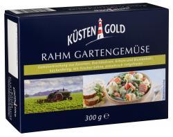 Küstengold Rahm Gartengemüse (300 g) - 4250426211719