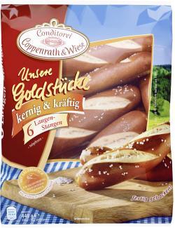 Coppenrath & Wiese Unsere Goldstücke Laugenstangen (440 g) - 4008577006247