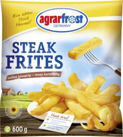 Agrarfrost Steak Frites (600 g) - 4003880133529