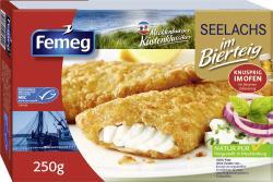 Femeg Seelachs im Bierteig (250 g) - 4012481527224