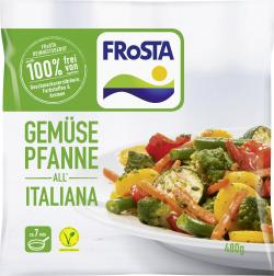 Frosta Gemüse Pfanne all'Italiana