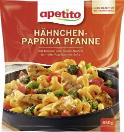 Apetito Hähnchen-Paprika Pfanne (500 g) - 4006624070760
