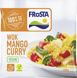 Frosta Wok Mango Curry