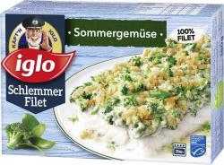 Iglo Schlemmer-Filet Sommergemüse