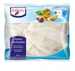 Costa Nordsee Schollenfilets (450 g) - 4008467035050