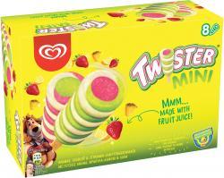 Langnese Mini Twister Familienpackung