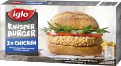 Iglo Käpt'ns Chicken Burger (227 g) - 4250241206105