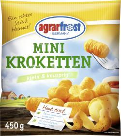 Agrarfrost Mini Kroketten (450 g) - 4003880134212