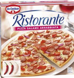 Dr. Oetker Ristorante Pizza Salame Arrabbiata