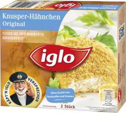 Iglo Knusper-Hähnchen Original