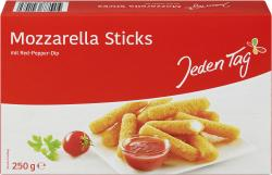 Jeden Tag Mozzarella Sticks