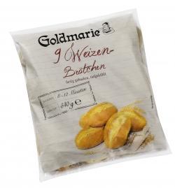 Goldmarie Weizenbrötchen
