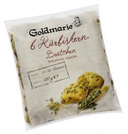 Goldmarie Kürbiskern-Brötchen